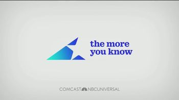 The More You Know TV Spot, 'Education' Featuring Megyn Kelly - Thumbnail 10
