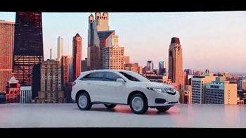 2018 Acura RDX TV Spot, \'By Design: City\'