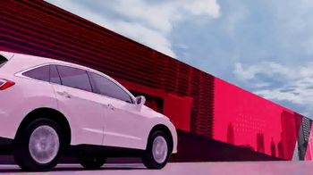 2018 Acura RDX TV Spot, 'Designed'