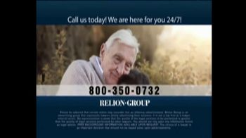Relion Group TV Spot, 'Lung Cancer Caused by Exposure to Asbestos' - Thumbnail 10