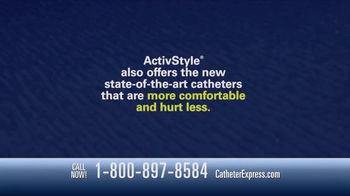 ActivStyle Catheter Express Program TV Spot, 'No Excuse' - Thumbnail 3