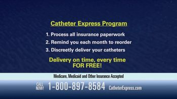 ActivStyle Catheter Express Program TV Spot, 'No Excuse' - Thumbnail 7