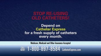 ActivStyle Catheter Express Program TV Spot, 'No Excuse' - Thumbnail 8