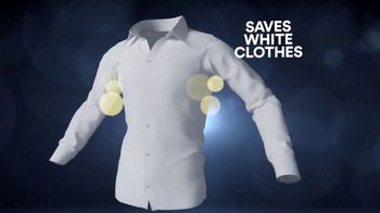 Degree UltraClear Black + White TV Spot, 'Saves Your Clothes' - Thumbnail 5