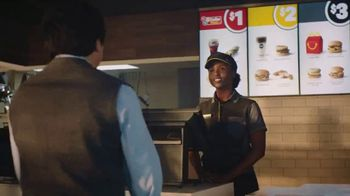 McDonald's $1 $2 $3 Dollar Menu TV Spot, 'My Stomach Is Grumbling' - Thumbnail 1