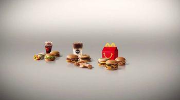 McDonald's $1 $2 $3 Dollar Menu TV Spot, 'My Stomach Is Grumbling' - Thumbnail 2
