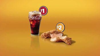 McDonald's $1 $2 $3 Dollar Menu TV Spot, 'My Stomach Is Grumbling' - Thumbnail 4