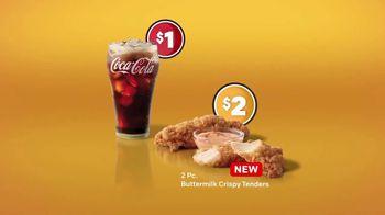 McDonald's $1 $2 $3 Dollar Menu TV Spot, 'My Stomach Is Grumbling' - Thumbnail 5
