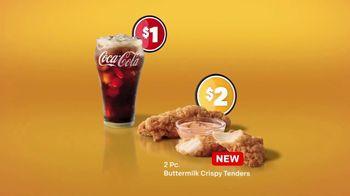 McDonald's $1 $2 $3 Dollar Menu TV Spot, 'My Stomach Is Grumbling' - Thumbnail 6