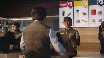 McDonald's $1 $2 $3 Dollar Menu TV Spot, 'My Stomach Is Grumbling' - Thumbnail 8