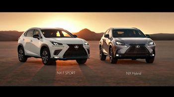 Lexus NX TV Spot, 'La vida es un cross-over' [Spanish] [T1] - Thumbnail 7