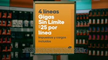 Boost Mobile TV Spot, 'Un plan apto para la familia' [Spanish] - Thumbnail 7