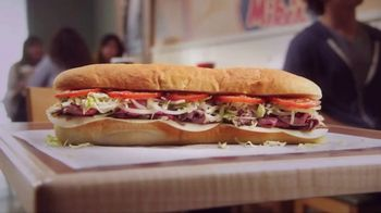 Jersey Mike's TV Spot, '2018 Annual Day of Giving: Giant' - Thumbnail 2