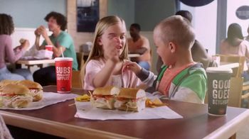 Jersey Mike's TV Spot, '2018 Annual Day of Giving: Giant' - Thumbnail 3