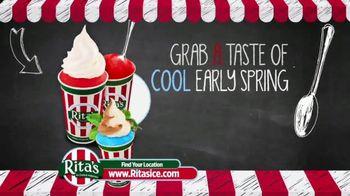 Rita's TV Spot, 'Grab a Taste of Cool Early Spring' - Thumbnail 4