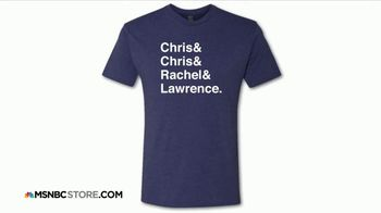 MSNBC Store TV Spot, 'Wear Your Heart on Everything' - Thumbnail 6