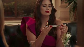 Revlon Super Lustrous Lipstick TV Spot, 'Anthem' Featuring Ashley Graham
