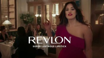 Revlon Super Lustrous Lipstick TV Spot, 'Anthem' Featuring Ashley Graham - Thumbnail 1