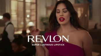 Revlon Super Lustrous Lipstick TV Spot, 'Anthem' Featuring Ashley Graham - Thumbnail 2
