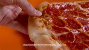 Little Caesars EXTRAMOSTBESTEST Pizza TV Spot, 'Récord' [Spanish]