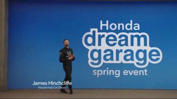 Honda Dream Garage Spring Event TV Spot, 'Get the Lights' [T2] - Thumbnail 2
