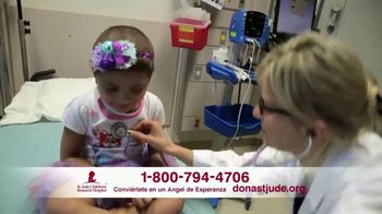 St. Jude Children's Research Hospital TV Spot, 'Diagnósticos' [Spanish] - Thumbnail 6