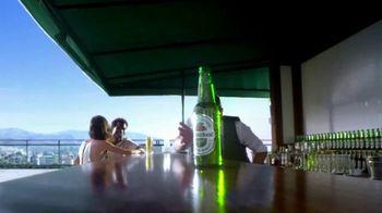 Heineken Light TV Spot, 'Sometimes Lighter Is Better: Rooftop' - Thumbnail 4
