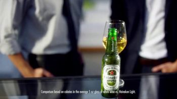 Heineken Light TV Spot, 'Sometimes Lighter Is Better: Rooftop' - Thumbnail 7