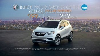 2018 Buick Encore TV Spot, 'March Madness: Thoughtful' Song by Matt and Kim [T2] - Thumbnail 10