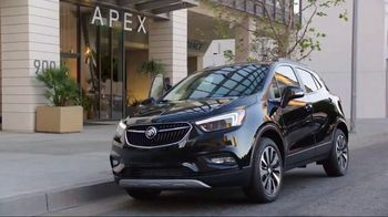 2018 Buick Encore TV Spot, 'March Madness: Thoughtful' Song by Matt and Kim [T1] - Thumbnail 1