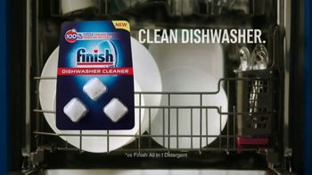Finish Dishwasher Cleaner TV Spot, 'Grease' - Thumbnail 10