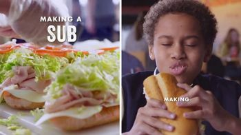 Jersey Mike's TV Spot, '2018 Day of Giving' - Thumbnail 4