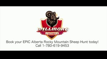 Willmore Outfitters TV Spot, 'Epic Bighorn Hunting: Book Now' - Thumbnail 9