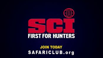 Safari Club International TV Spot, 'Right to Hunt' Featuring J. Alain Smith - Thumbnail 7