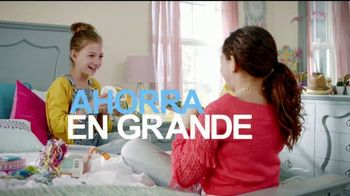 Rooms to Go Venta de Aniversario TV Spot, 'Juega en grande' [Spanish]
