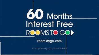 Rooms to Go 27th Anniversary Sale TV Spot, 'Five-Piece Dining Sets' - Thumbnail 5