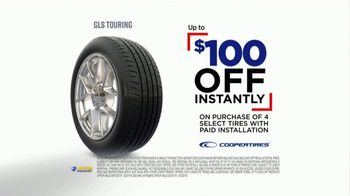 National Tire & Battery TV Spot, 'Instantly Save $100'