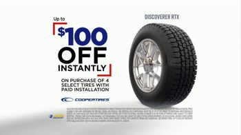 National Tire & Battery TV Spot, 'Instantly Save $100' - Thumbnail 5