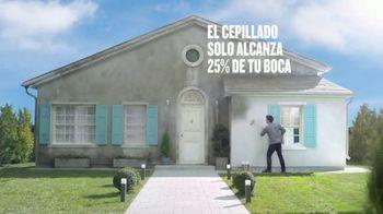 Listerine TV Spot, 'El cepillado' [Spanish]
