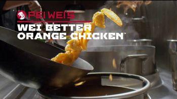 Pei Wei Better Orange Chicken TV Spot, 'Mejor que Panda' [Spanish] - Thumbnail 9