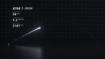 Ping Golf G700 Iron TV Spot, 'Full Throttle. Complete Control.' - Thumbnail 7