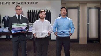 Men's Wearhouse Evento para Surtir TV Spot, 'Uno gratis' [Spanish]