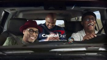 Capital One TV Spot, 'March Madness: Cantaloupe' Feat. Samuel L. Jackson - 98 commercial airings