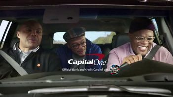 Capital One TV Spot, 'March Madness: A La Mode' Featuring Samuel L. Jackson - Thumbnail 7
