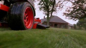 Kubota Kommander Z100 Series TV Spot, 'Take Command of Your Lawn Care' - Thumbnail 1