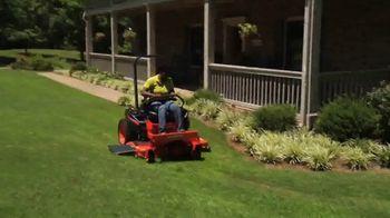 Kubota Kommander Z100 Series TV Spot, 'Take Command of Your Lawn Care' - Thumbnail 4