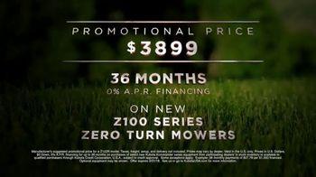 Kubota Kommander Z100 Series TV Spot, 'Take Command of Your Lawn Care' - Thumbnail 5
