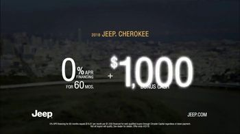 2018 Jeep Cherokee Limited TV Spot, 'What It Takes:Go Anywhere' [T2] - Thumbnail 9