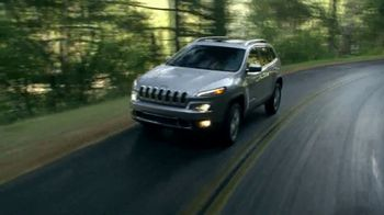 2018 Jeep Cherokee Limited TV Spot, 'What It Takes:Go Anywhere' [T2] - Thumbnail 2
