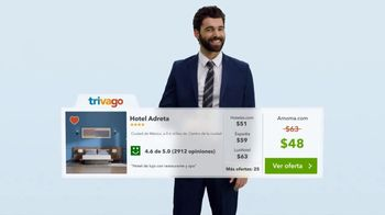 trivago TV Spot, 'Hotel favorito' [Spanish] - 1753 commercial airings